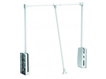 Sklopná šatní tyč (šířka 890-1250mm)