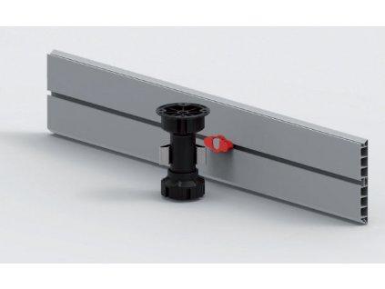 magnetický příchyt plastového soklu