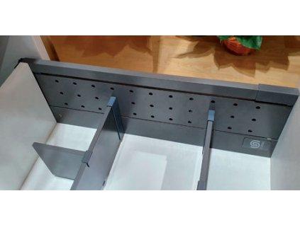 StrongMax dělící panel šedý, 400550