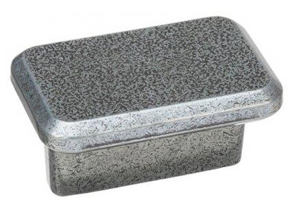 Bosetti Marella nábytková knopka rustikální Bones starocín, 351842, rozteč 32mm