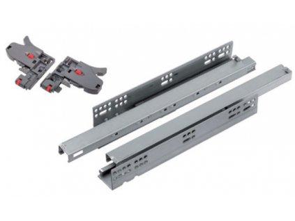 výsuv Strongride 3D synchro 500mm, 334995-K
