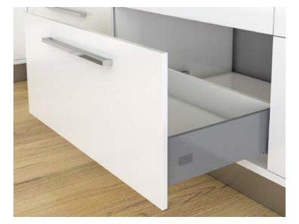 výsuv CreoBox 500/178mm, bílý, A03/CB-T50V178-BL