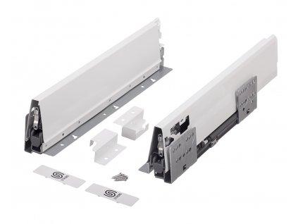 výsuv StrongBox 500/86mm, bílý, 179257-K