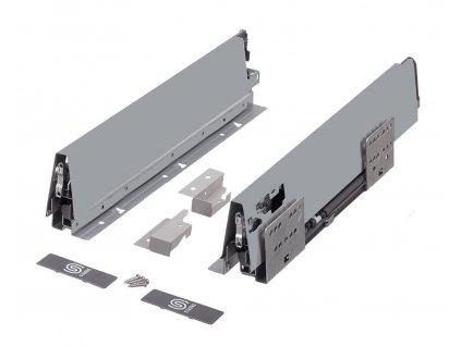 výsuv StrongBox 500/86mm, titan, 400302-K
