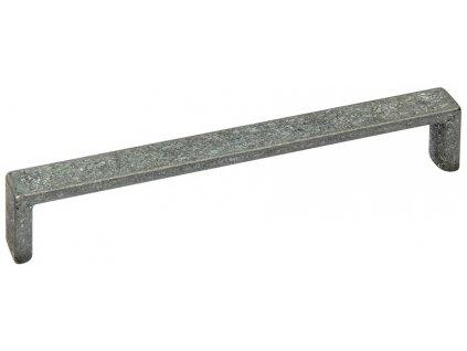 Bosetti Marella Nábytková úchytka rustikální Defence beton efekt, 356236, rozteč 160mm