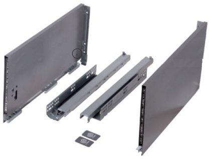 výsuv StrongMax 600/249mm, šedý, 400420