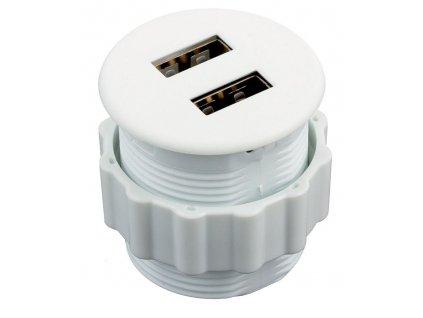 USB nabíječka 4