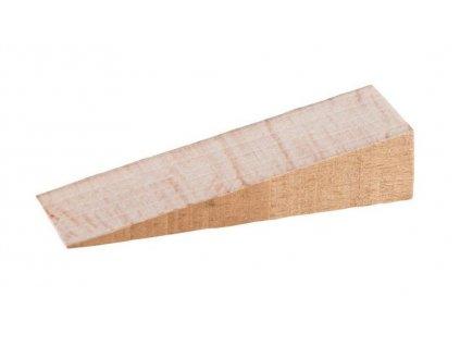 Dřevěný klínek
