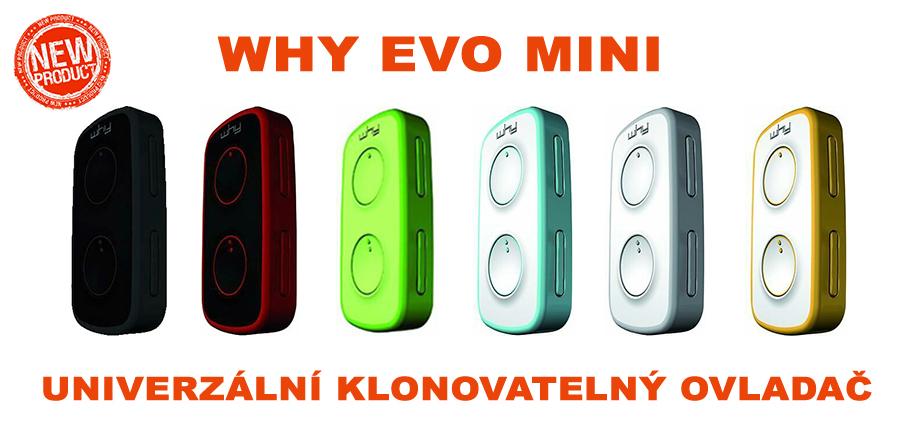 WHY EVO MINI