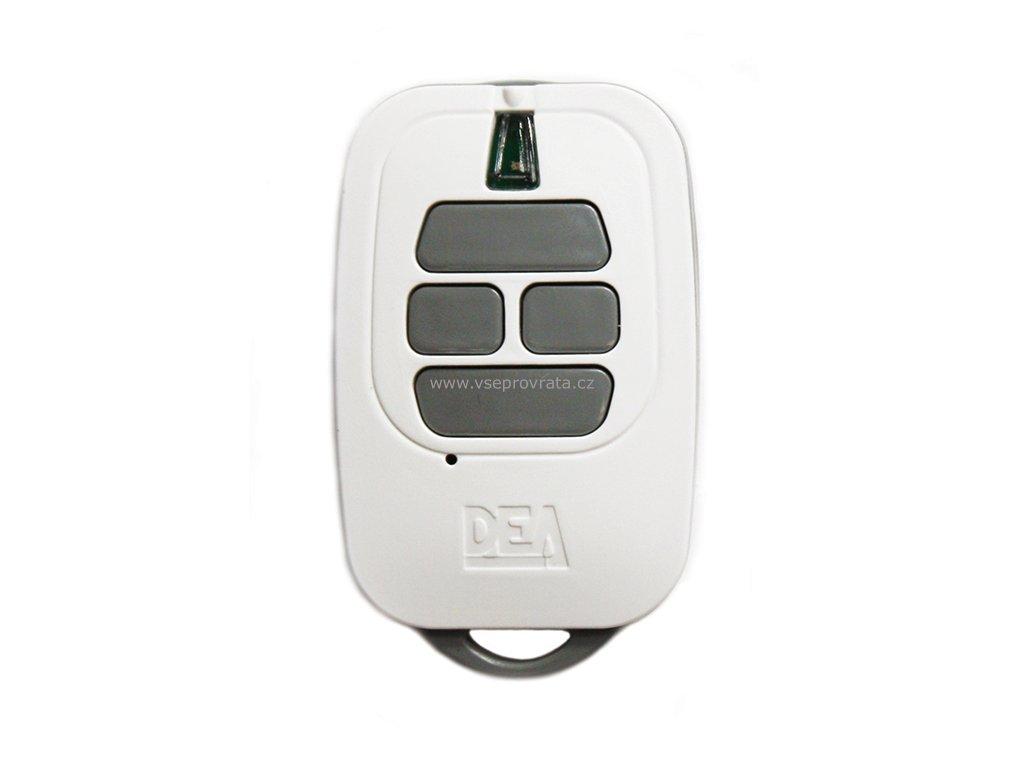 DEA GTI4M dálkový ovladač pro vrata a brány