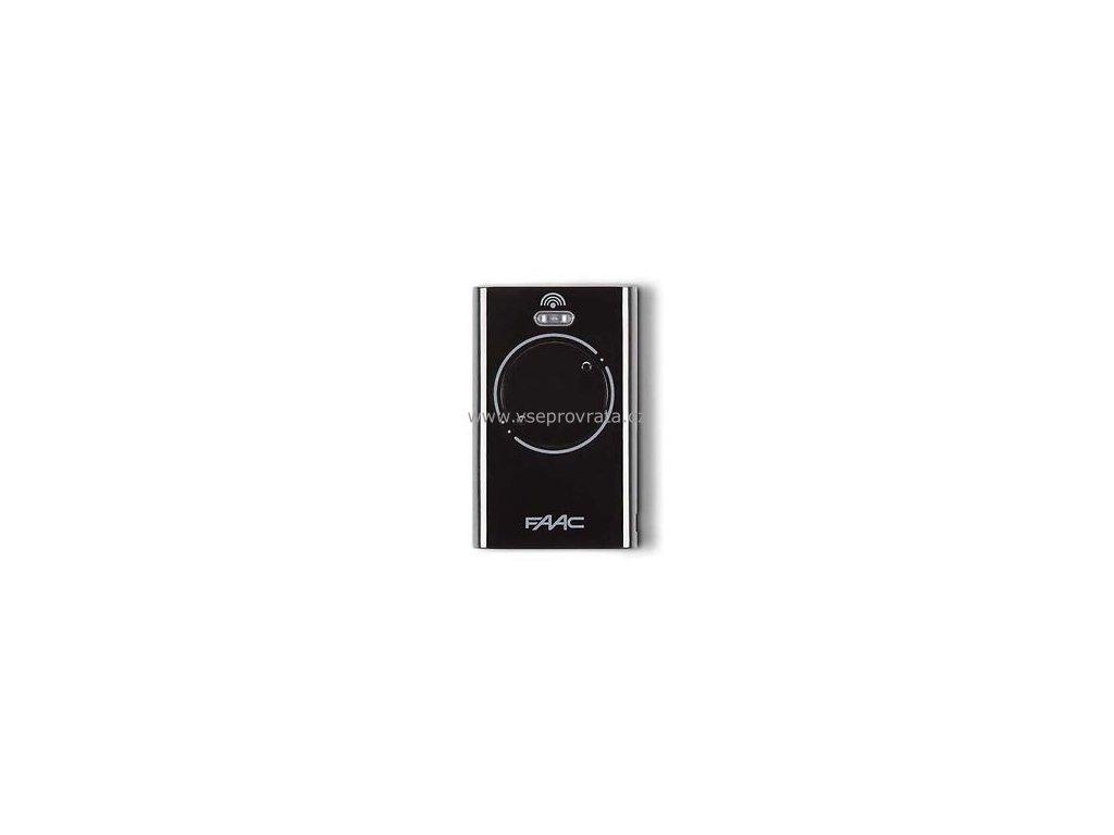 FAAC XT2 433 SLH LR, dálkový ovladač pro vrata a brány