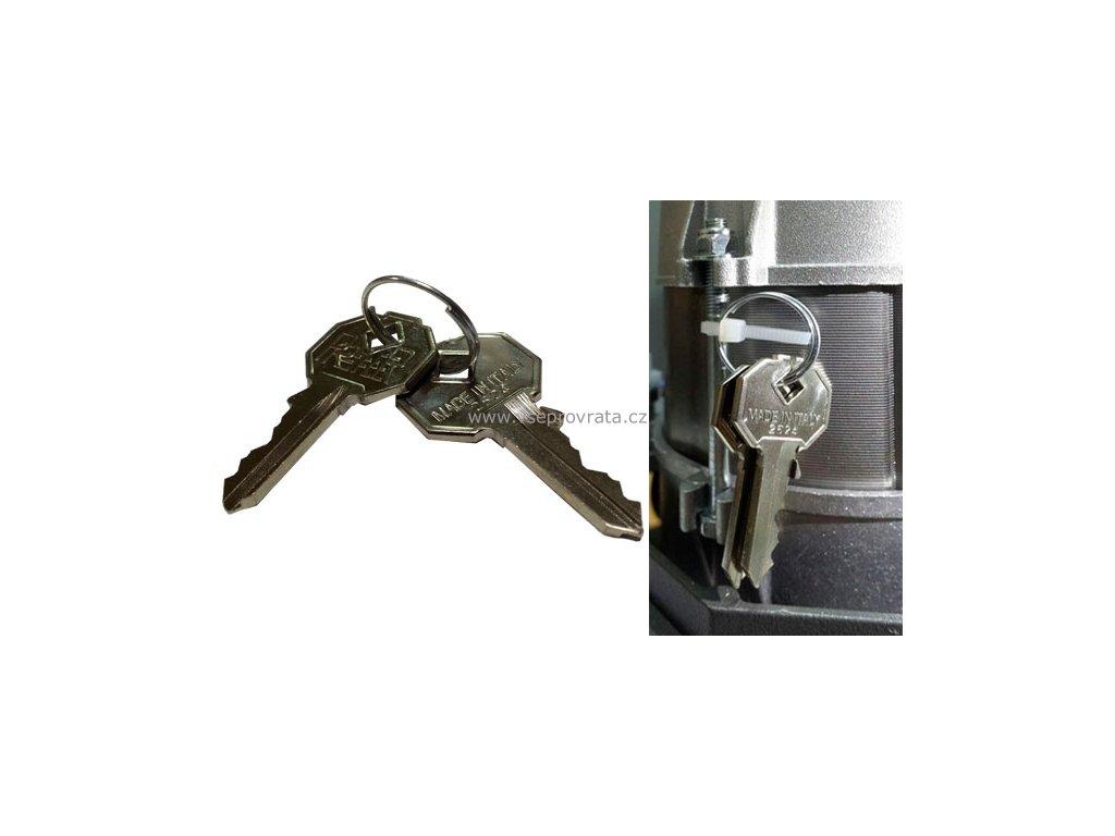 dea keys