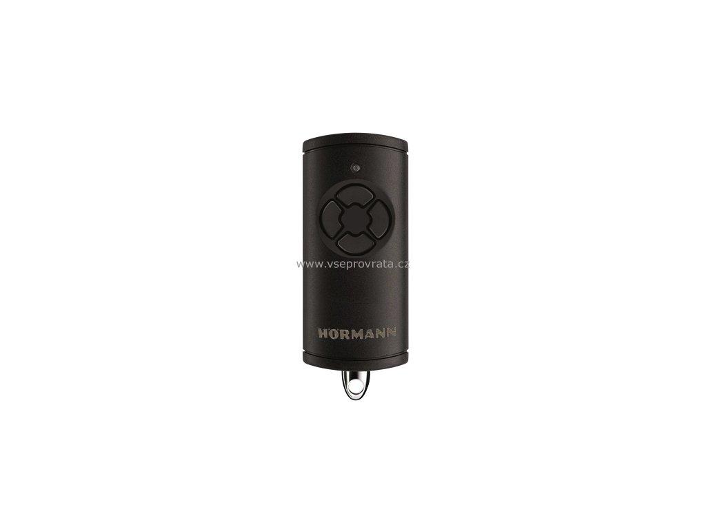 Hormann HSE 4 BS matný, dálkový ovladač pro vrata a brány