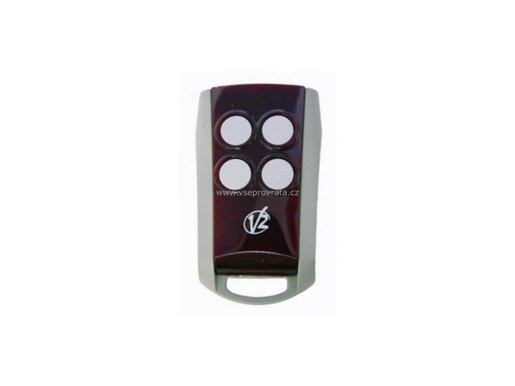 V2 Fenix 4 dálkový ovladač pro vrata a brány