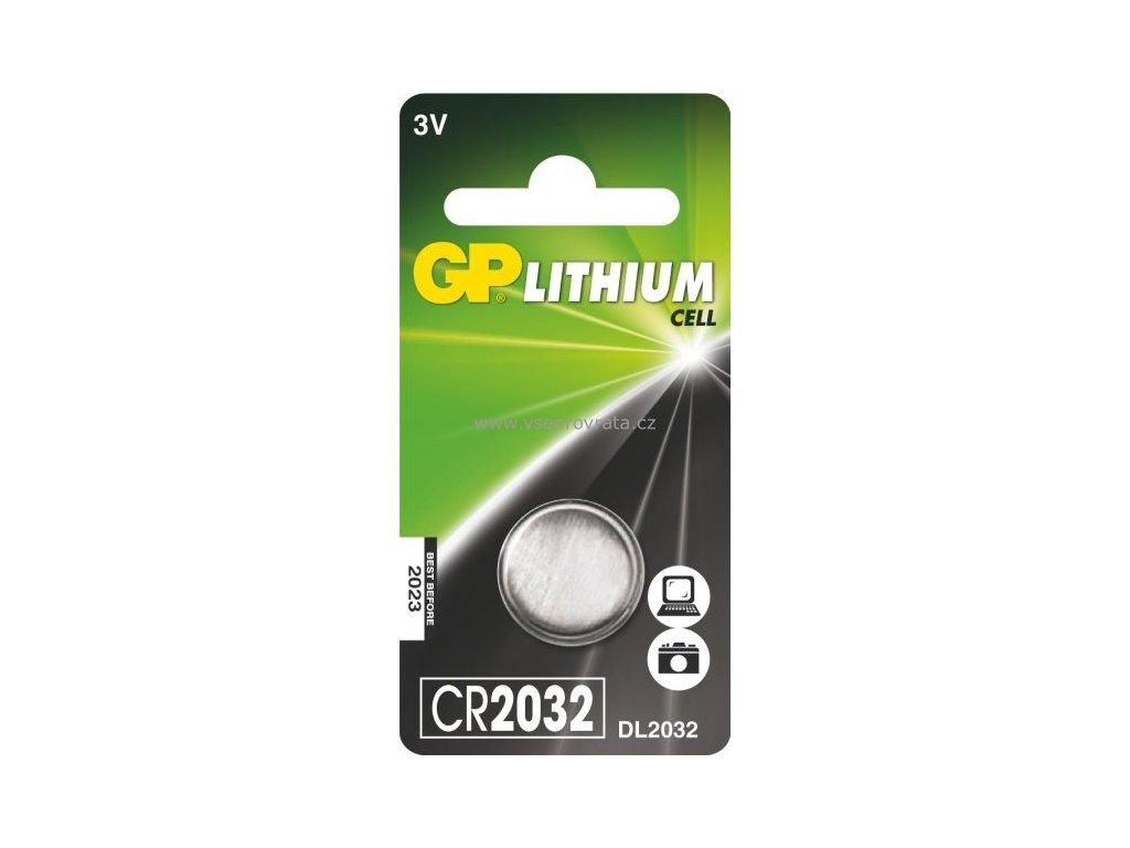 GP CR2032, 3V