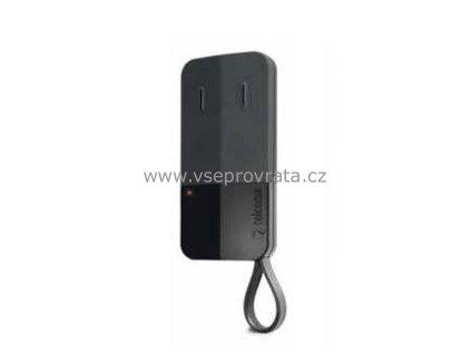 Telcoma Noire 2E - dálkový ovladač pro vrata a brány