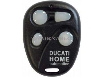 Ducati 6204, dálkový ovladač pro vrata a brány