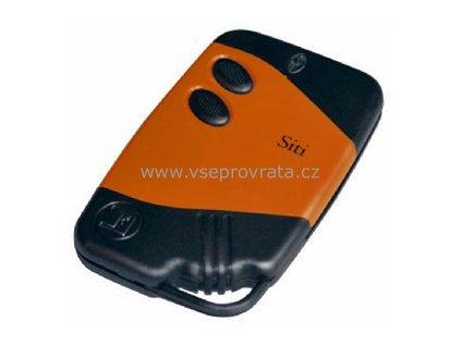 Fadini SITI 63/2 dálkový ovladač pro vrata a brány