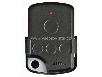 SIMU TSA+ 4 kan. dálkový ovladač pro vrata a brány