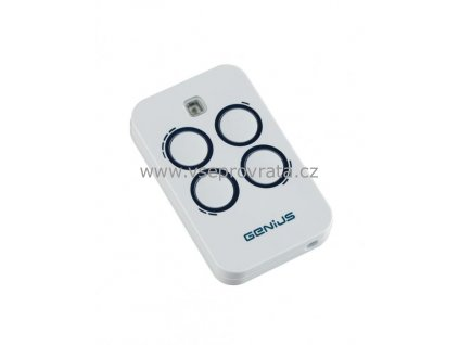 Genius KILO TX4 JLC 868 MHz dálkový ovladač pro vrata a brány