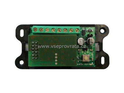 KEY RXM23, 2 kan. 433,92 MHz přijímač dálkového ovládání