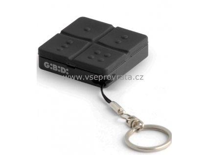 GiBiDi DTS 4334 dálkový ovladač pro vrata a brány