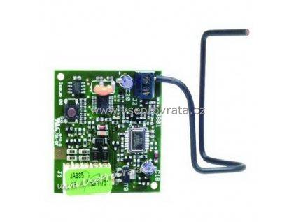 Genius 1 kan. 868 MHz přijímač dálkového ovládání