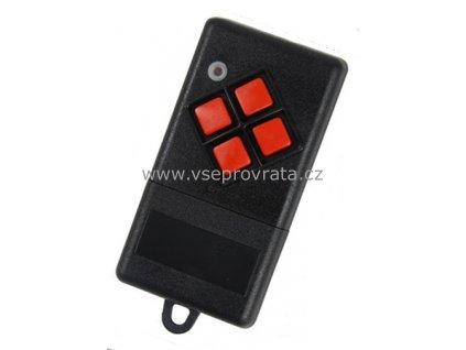 Dickert 4 kan. 40 MHz ovladač pro vrata a brány