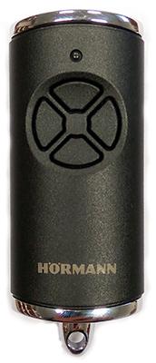 Hormann HSE 4 BS chrom dálkový ovladač pro vrata a brány