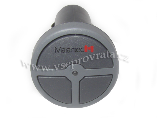 Marantec Digital 323, 868 MHz ovladač pro vrata a brány