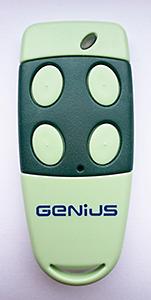 Genius A254 dálkový ovladač pro vrata a brány