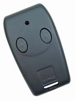 SIMU TSA Hz 2k dálkový ovladač pro vrata a brány