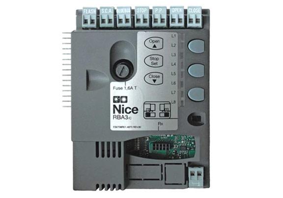 Řídící jednotka NICE RBA3/C