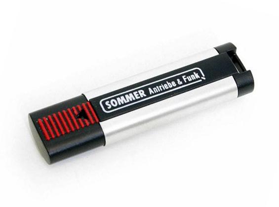 Sommer 4020, 868 MHz dálkový ovladač pro vrata a brány