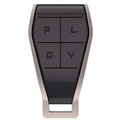 KEY PLAY4R, dálkový ovladač pro vrata a brány