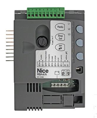 Řídící jednotka NICE RBA4/A