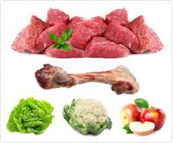 Podle hlavní bílkoviny (druhu masa)