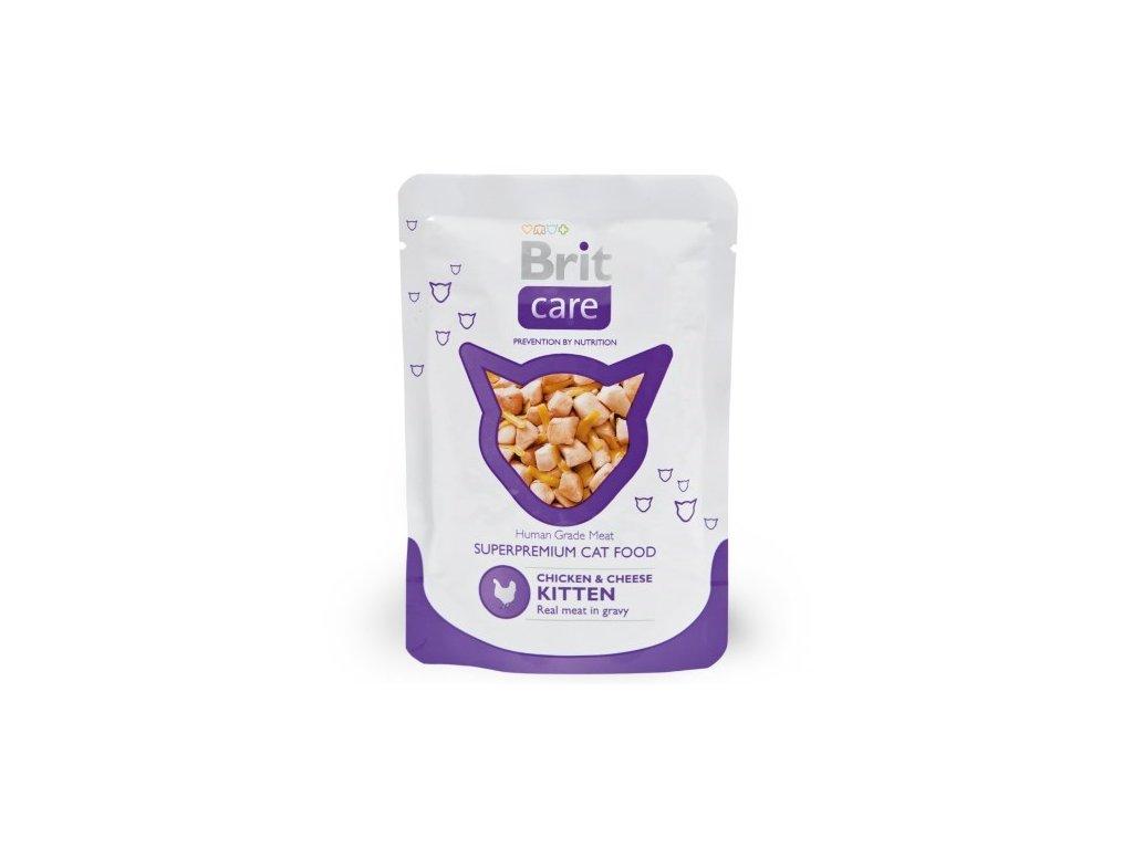 kitten chicken food