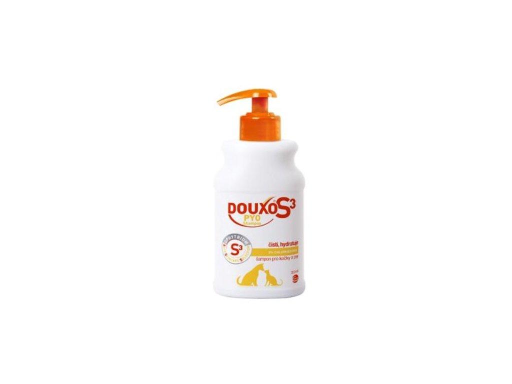 douxo s3 pyo shampoo 200ml