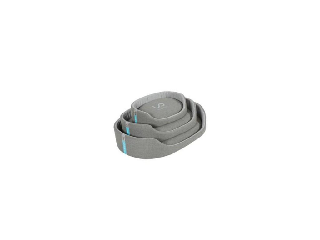 Pelech IN&OUT Oval šedý Zolux