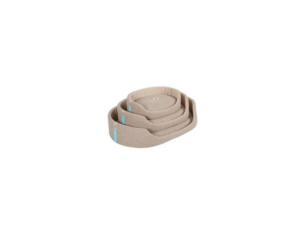 pelech inout oval 60cm bezovy zolux