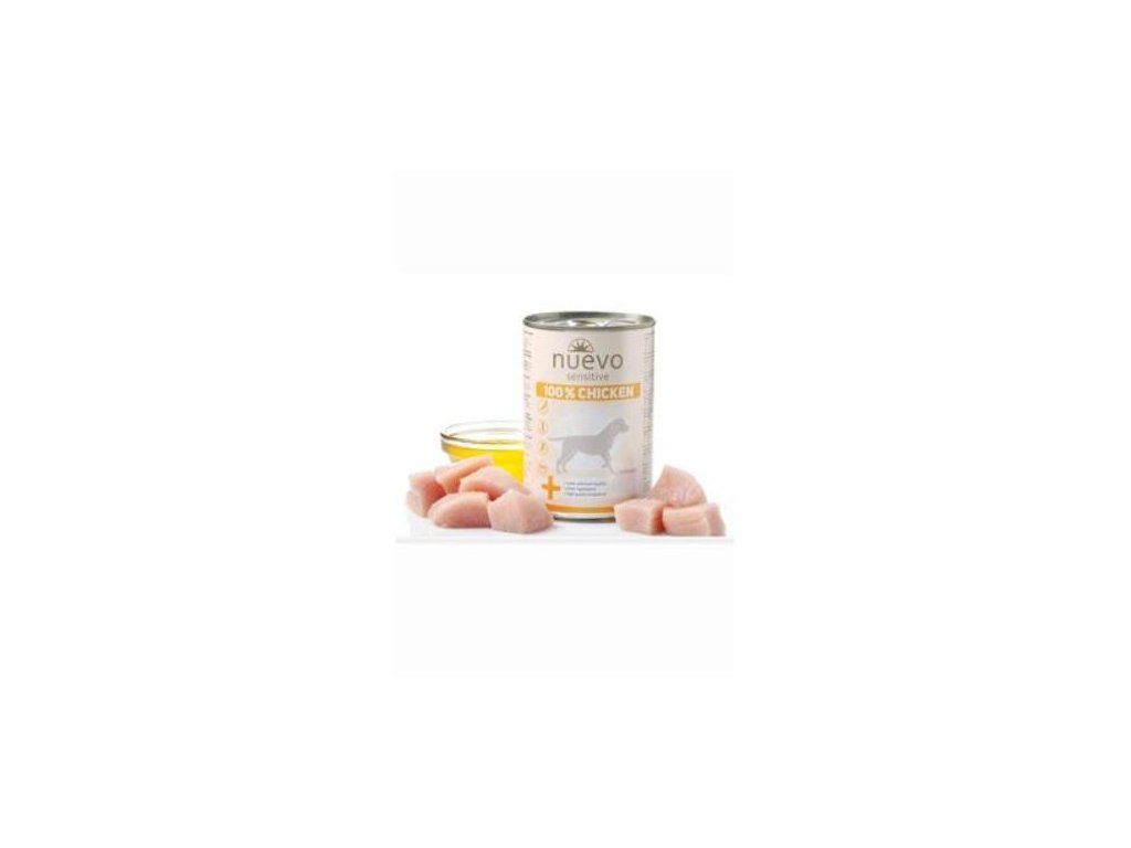 nuevo pes sensitive kureci monoprotein konz 400g
