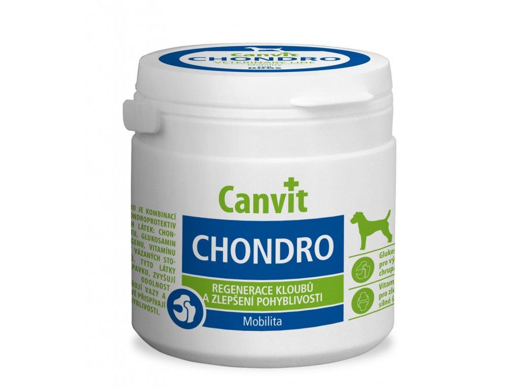 Canvit Chondro Super + MSM 500g (166tbl)
