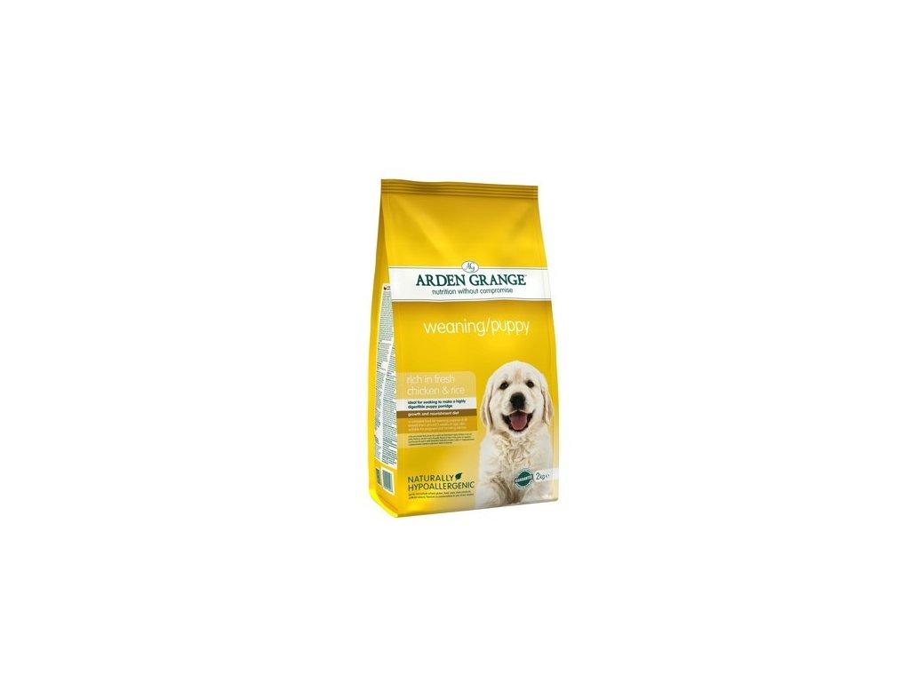 Arden Grange Dog Weaning / Puppy 2kg