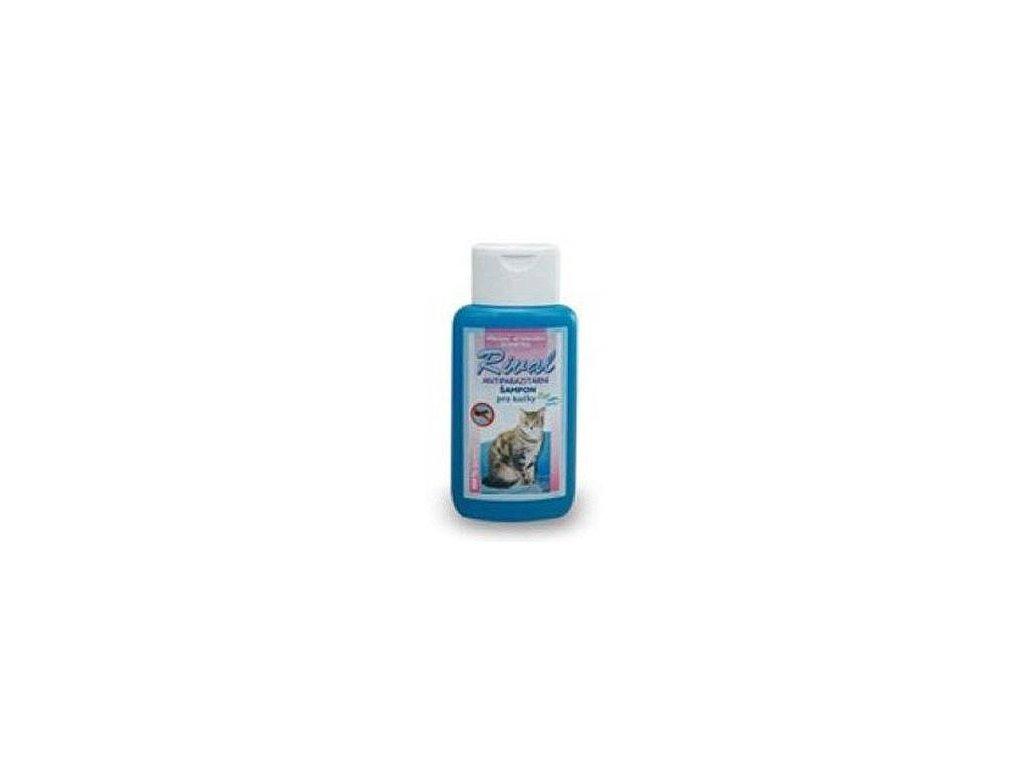 Šampon Bea Rival antiparazitární 220ml kočka