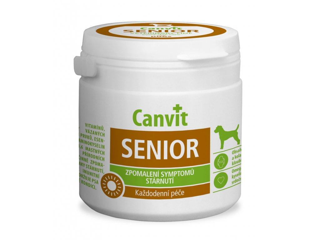 Canvit Senior 100g (100tbl)