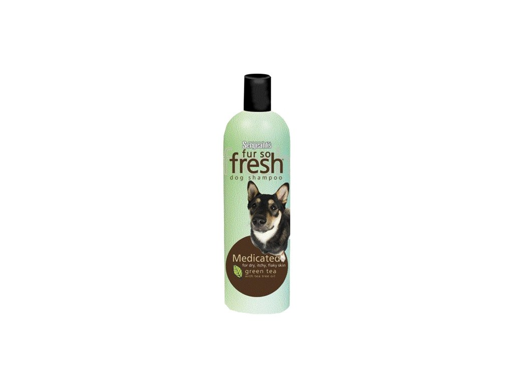 Sergeant´s pes Fur-So-Fresh šampon Medicated 532ml