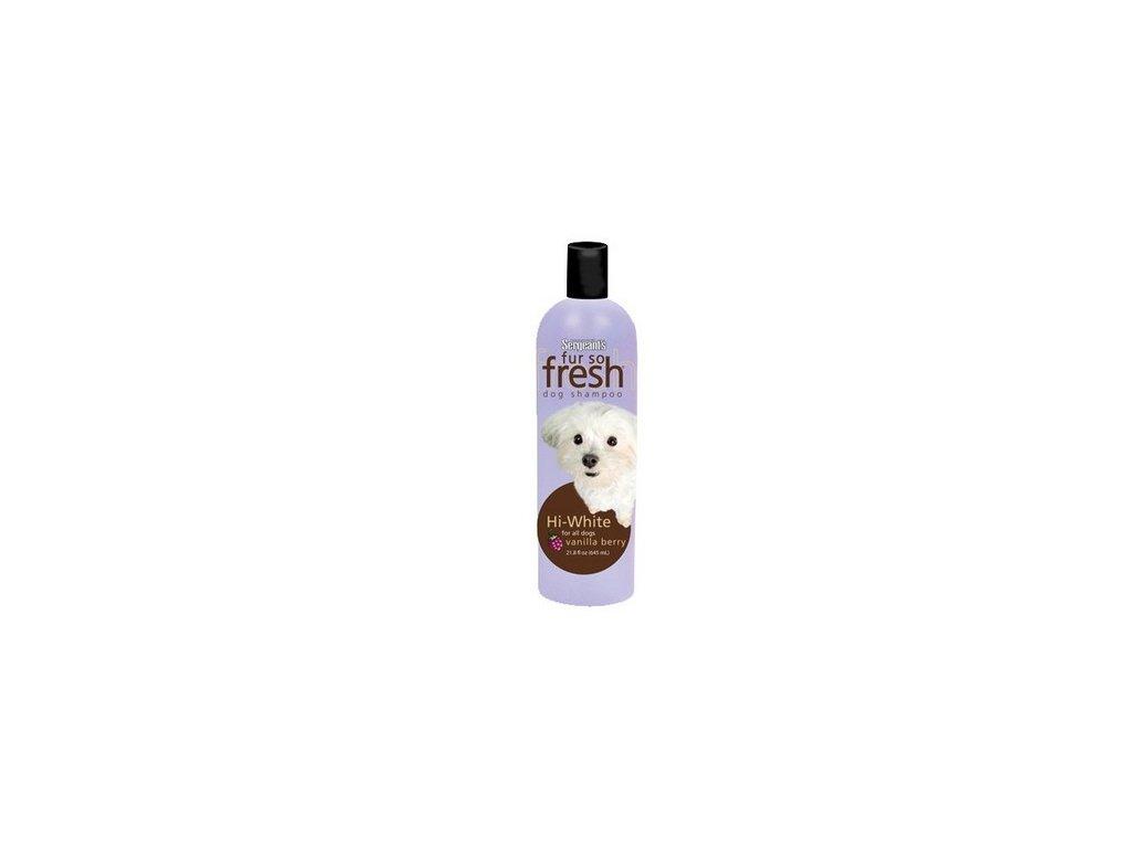 Sergeant´s pes Šampon Hi-White 532ml