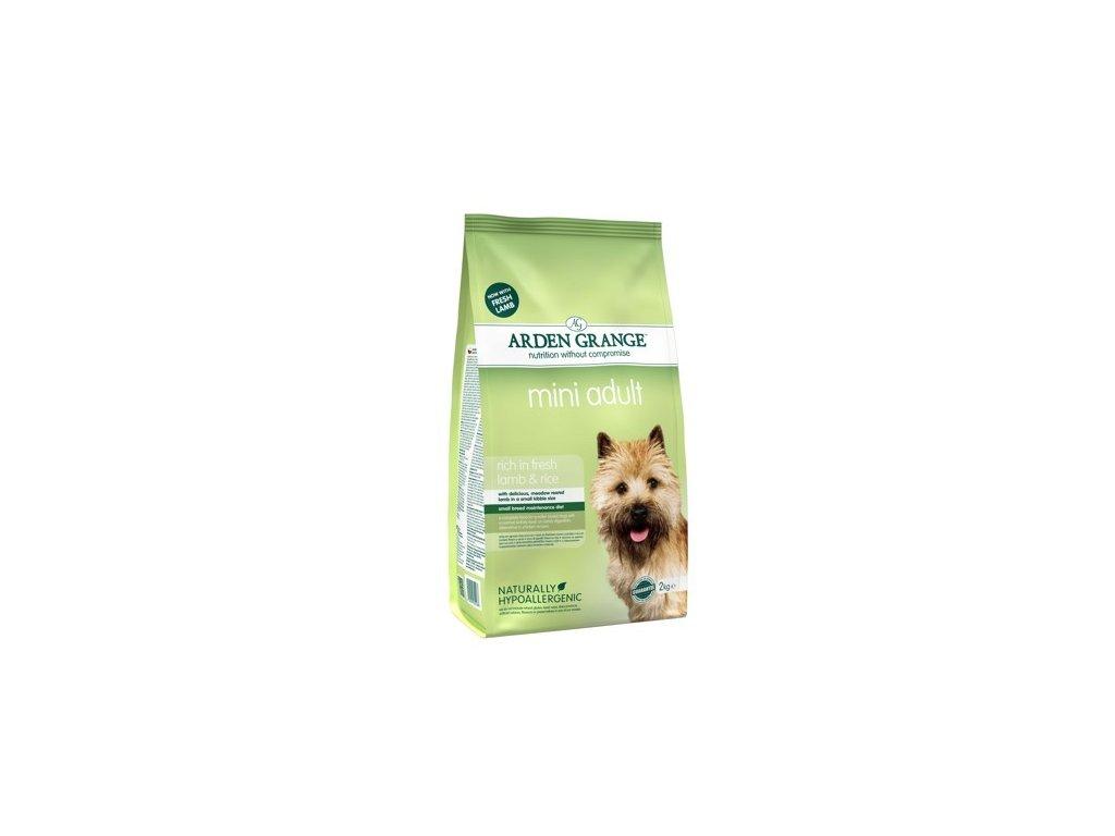Arden Grange Dog Adult Mini Lamb 2 kg