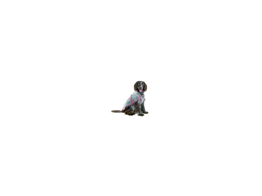 Pláštěnka pro psa z PVC pro malá plemena - Karlie